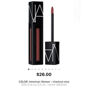 [NWT] NARS Powermatte Lip Pigment Mini